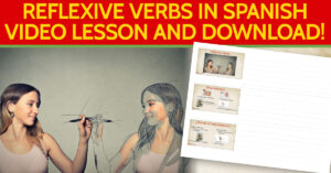 Medical Spanish – Reflexive Verbs in Spanish