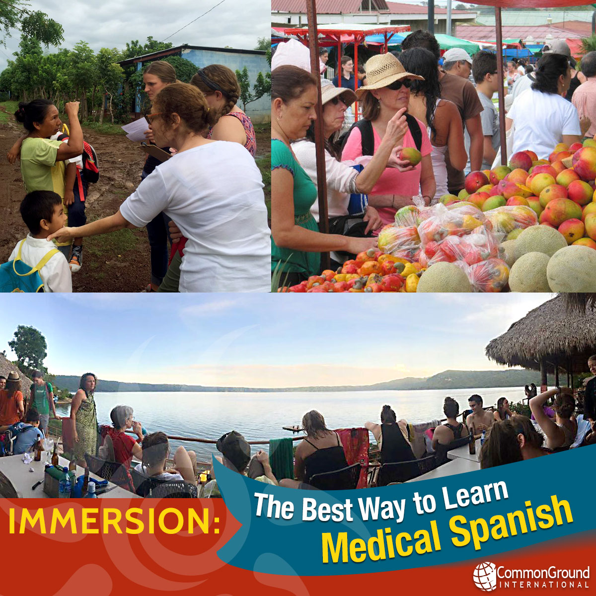 Medical Spanish Immersion