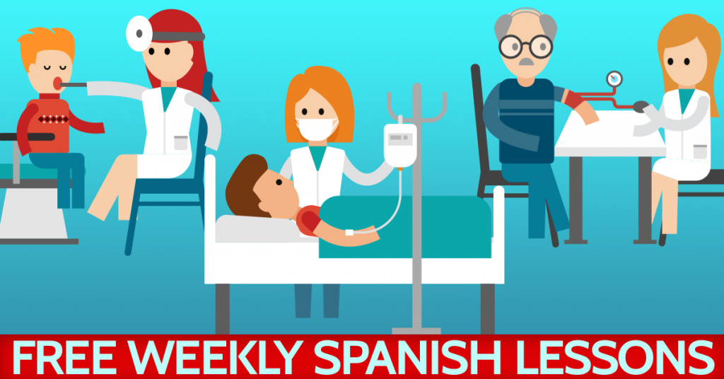 Learning Medical Spanish Facebook Group