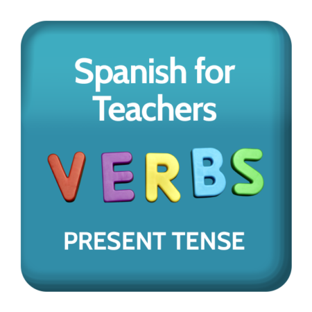 Learn Verbs for Spanish Teachers