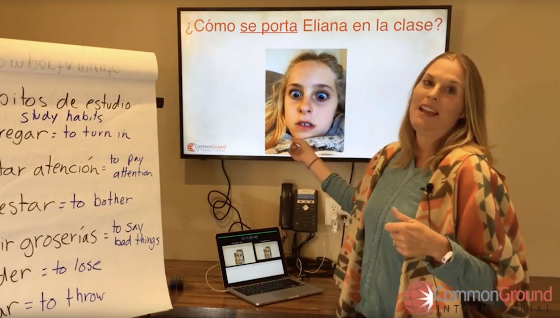 Maestro Miércoles – How to Talk About Positive and Negative Student Behaviors in Spanish