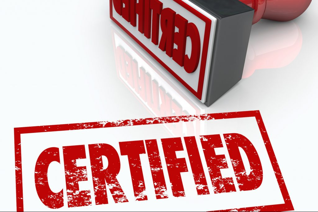 Certified Document Translations
