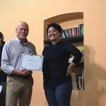 Doctor on medical Spanish immersion trip