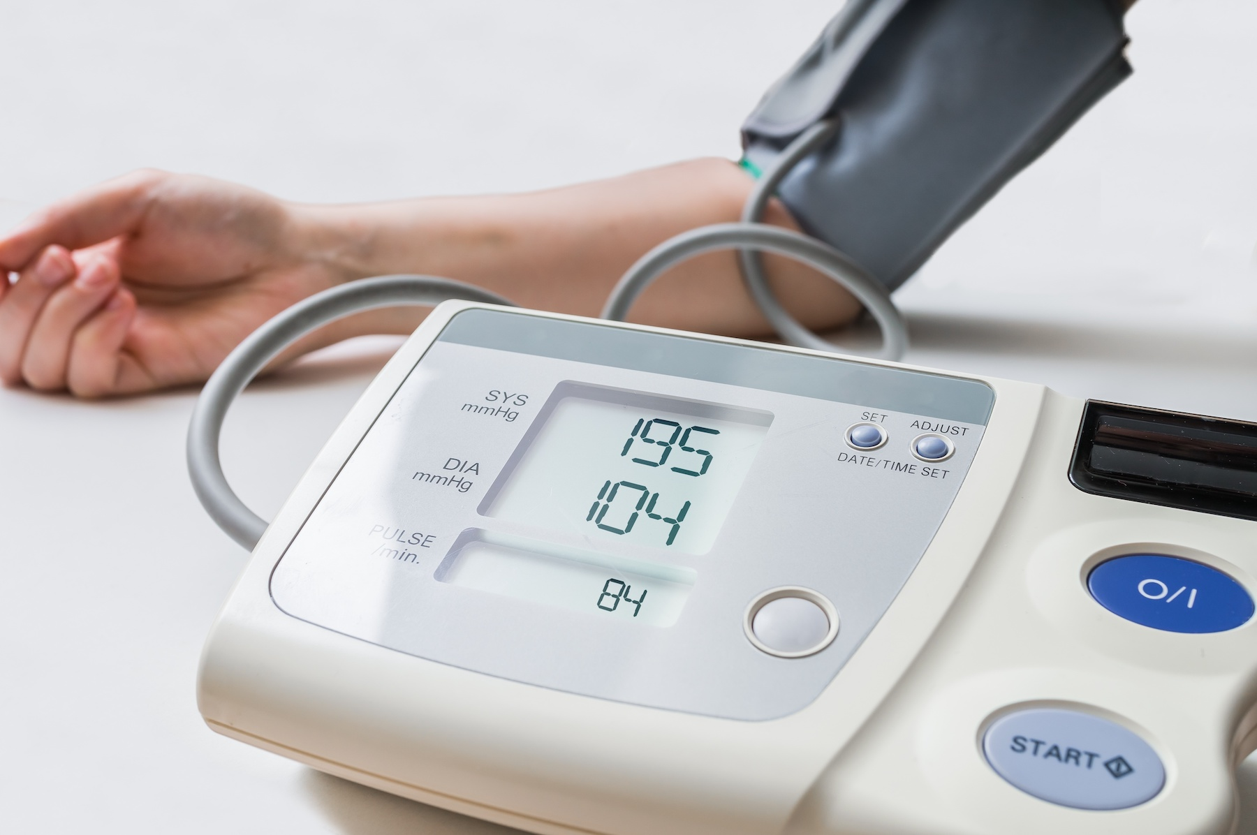 High blood pressure and hypertension in Spanish