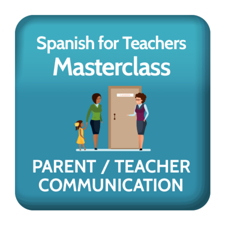 Spanish for Teachers Masterclass