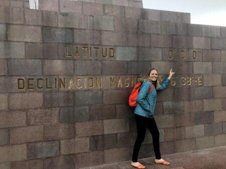 Mitad del Mundo Excursion