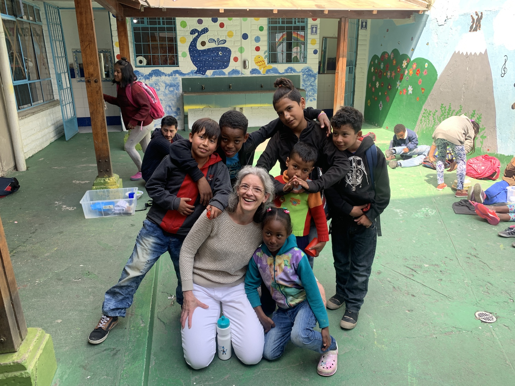 Adventure Traveler is medical Spanish immersion in Ecuador