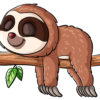 Adverbs in Spanish - Sloth