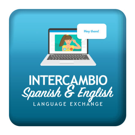 Intercambio Spanish English language exchange. Hablar inglés. Speak Spanish