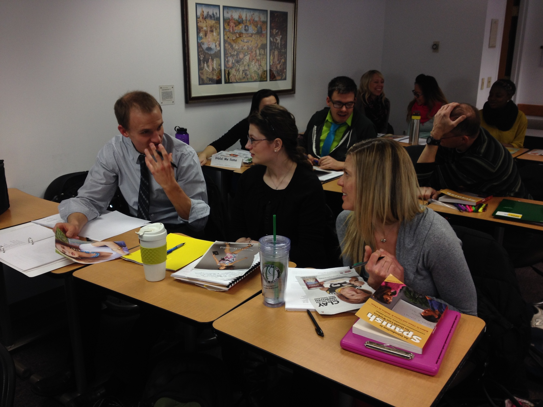 medical spanish elective courses for universities and residency programs